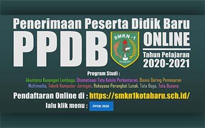 PPDB Online TP 2020-2021