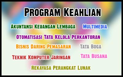Jurusan - Jurusan di SMK Negeri 1 Kotabaru